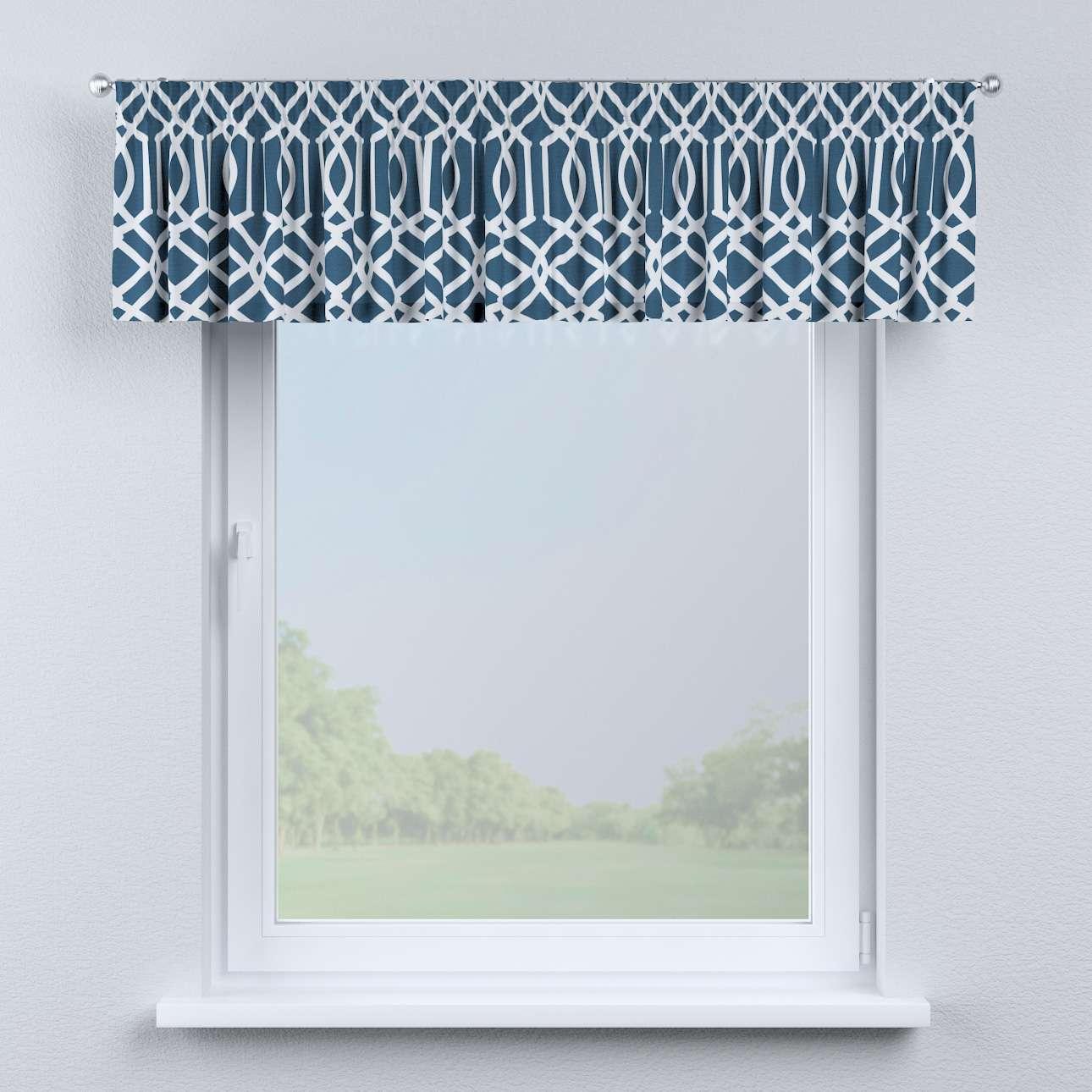 Gardinkappe med rynkebånd 130 x 40 cm fra kolleksjonen Comics, Stoffets bredde: 135-10