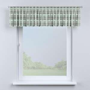Lambrekin na taśmie marszczącej 130 x 40 cm w kolekcji Brooklyn, tkanina: 137-77
