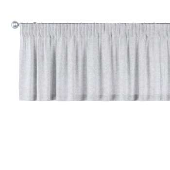 Gardinkappa med rynkband 130 x 40 cm i kollektionen Venice - NYHET, Tyg: 140-49