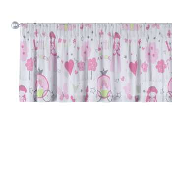 Pencil pleat pelmet in collection Little World, fabric: 141-28