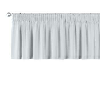 Gardinkappa med rynkband 130 × 40 cm i kollektionen Damasco, Tyg: 141-77