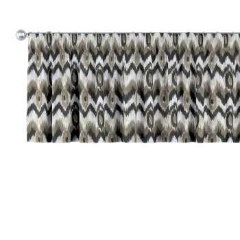 Gardinkappa med rynkband