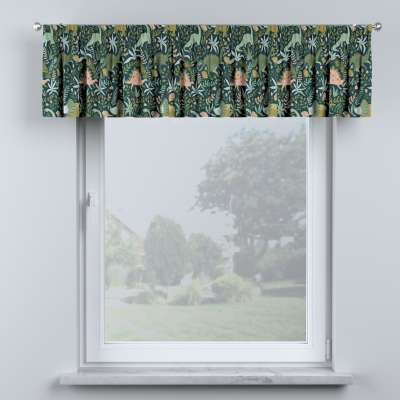 Lambrequin with gathering tape in collection Magic Collection, fabric: 500-20