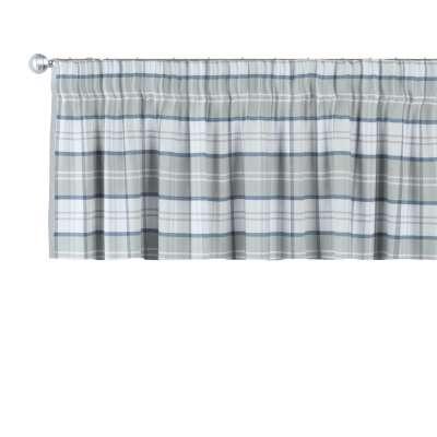 Krátky záves na riasiacej páske V kolekcii Bristol, tkanina: 143-65