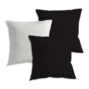 Pagalvėlių užvalkalų 3 vnt. rinkinys cotton panama 01 43x43