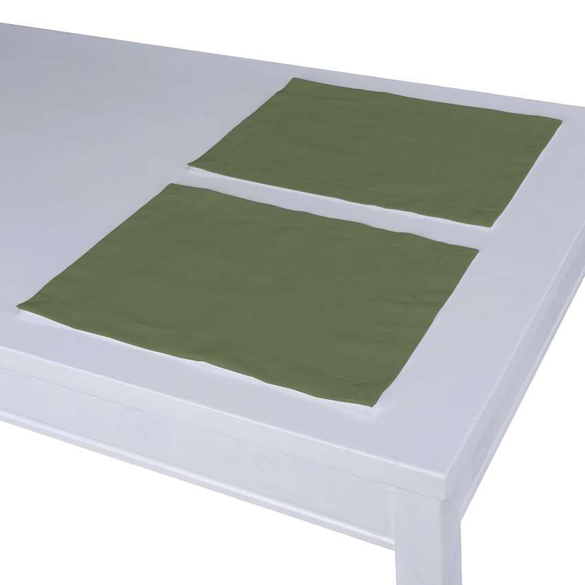 Stalo servetėlės/stalo padėkliukai – 2 vnt. 30 x 40 cm kolekcijoje Jupiter, audinys: 127-52