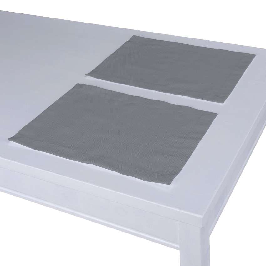 Stalo servetėlės/stalo padėkliukai – 2 vnt. 30 x 40 cm kolekcijoje Cotton Panama, audinys: 702-07