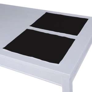 Podkładka 2 sztuki 30x40 cm w kolekcji Cotton Panama, tkanina: 702-09