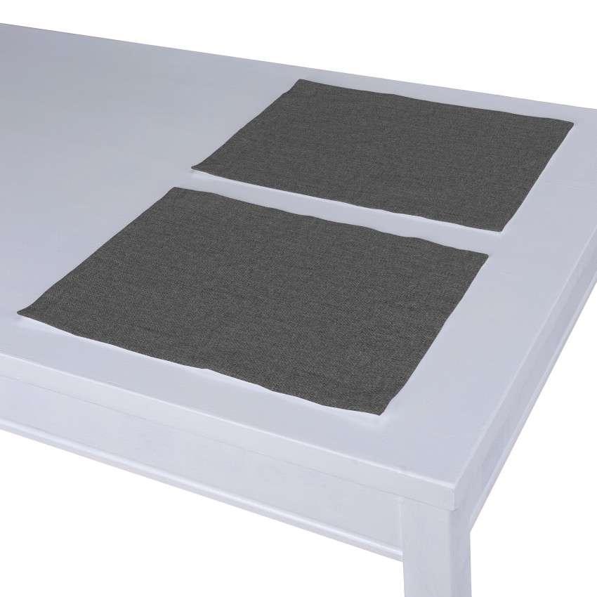 Stalo servetėlės/stalo padėkliukai – 2 vnt. 30 x 40 cm kolekcijoje Edinburgh , audinys: 115-77