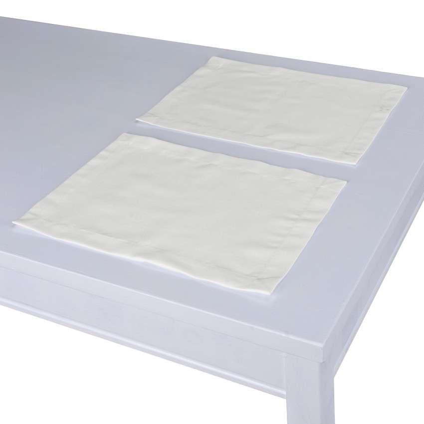 Stalo servetėlės/stalo padėkliukai – 2 vnt. 30 x 40 cm kolekcijoje Loneta , audinys: 133-02
