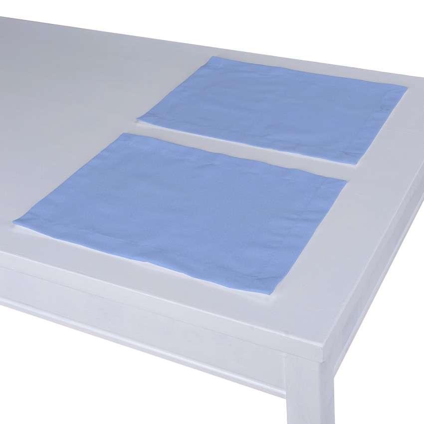 Podkładka 2 sztuki 30x40 cm w kolekcji Loneta, tkanina: 133-21