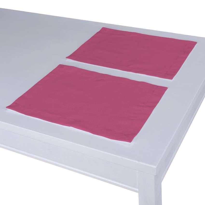 Podkładka 2 sztuki w kolekcji Loneta, tkanina: 133-60