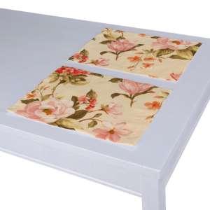 Tischset 2 Stck. 30 x 40 cm von der Kollektion Londres, Stoff: 123-05