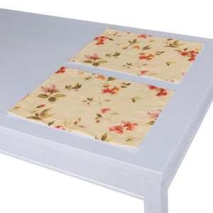 Tischset 2 Stck. 30 x 40 cm von der Kollektion Londres, Stoff: 124-05