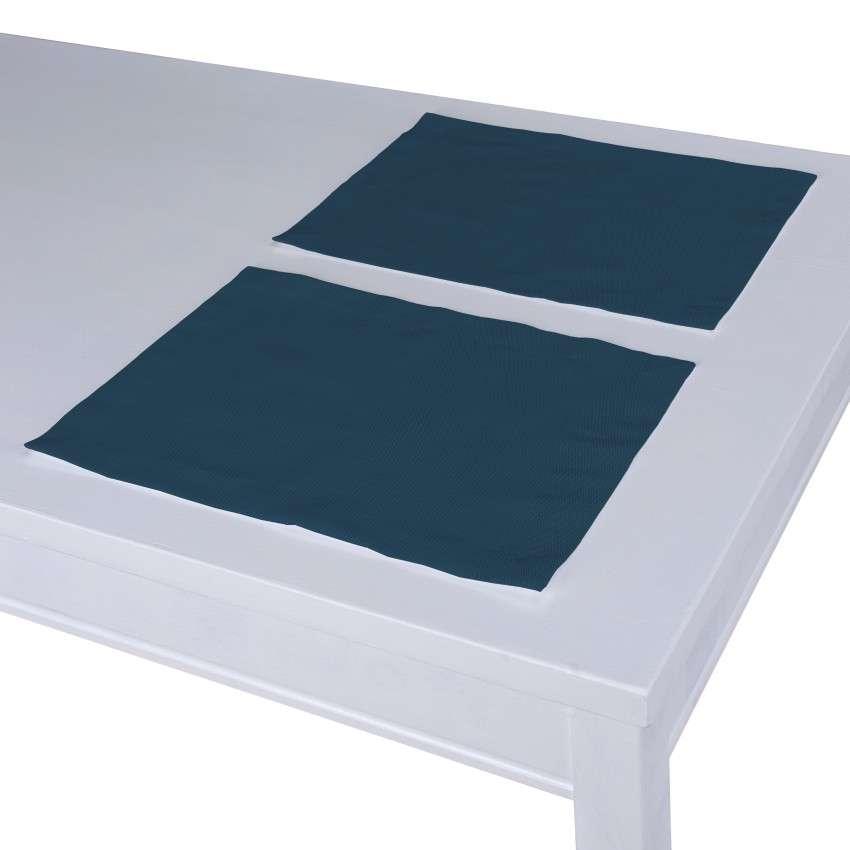 Stalo servetėlės/stalo padėkliukai – 2 vnt. 30 x 40 cm kolekcijoje Cotton Panama, audinys: 702-30