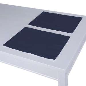 Tischset 2 Stck. 30 x 40 cm von der Kollektion Quadro, Stoff: 136-04