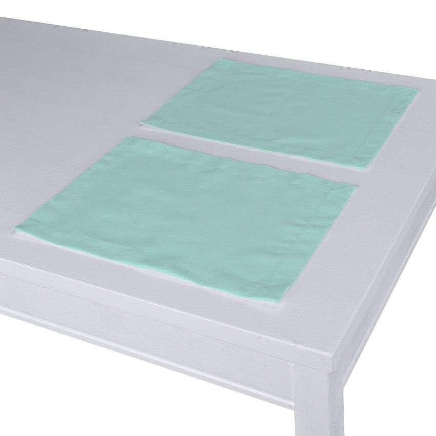 Stalo servetėlės/stalo padėkliukai – 2 vnt. 30 x 40 cm kolekcijoje Loneta , audinys: 133-32