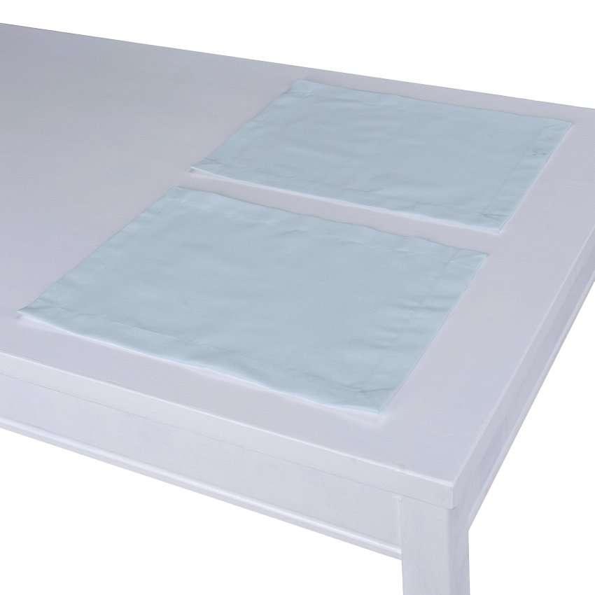 Stalo servetėlės/stalo padėkliukai – 2 vnt. 30 x 40 cm kolekcijoje Loneta , audinys: 133-35