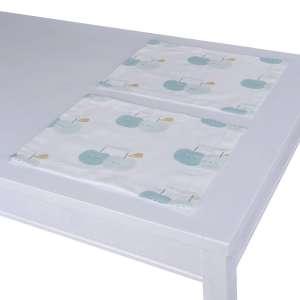 Tischset 2 Stck. 30 x 40 cm von der Kollektion Apanona, Stoff: 151-02