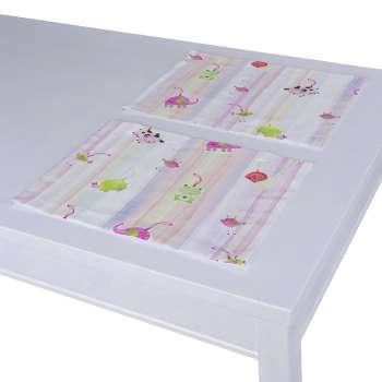 Stalo servetėlės/stalo padėkliukai – 2 vnt. 30 x 40 cm kolekcijoje Apanona, audinys: 151-05