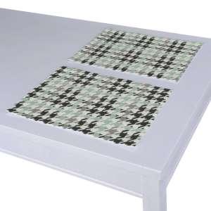 Podkładka 2 sztuki 30x40 cm w kolekcji Brooklyn, tkanina: 137-77