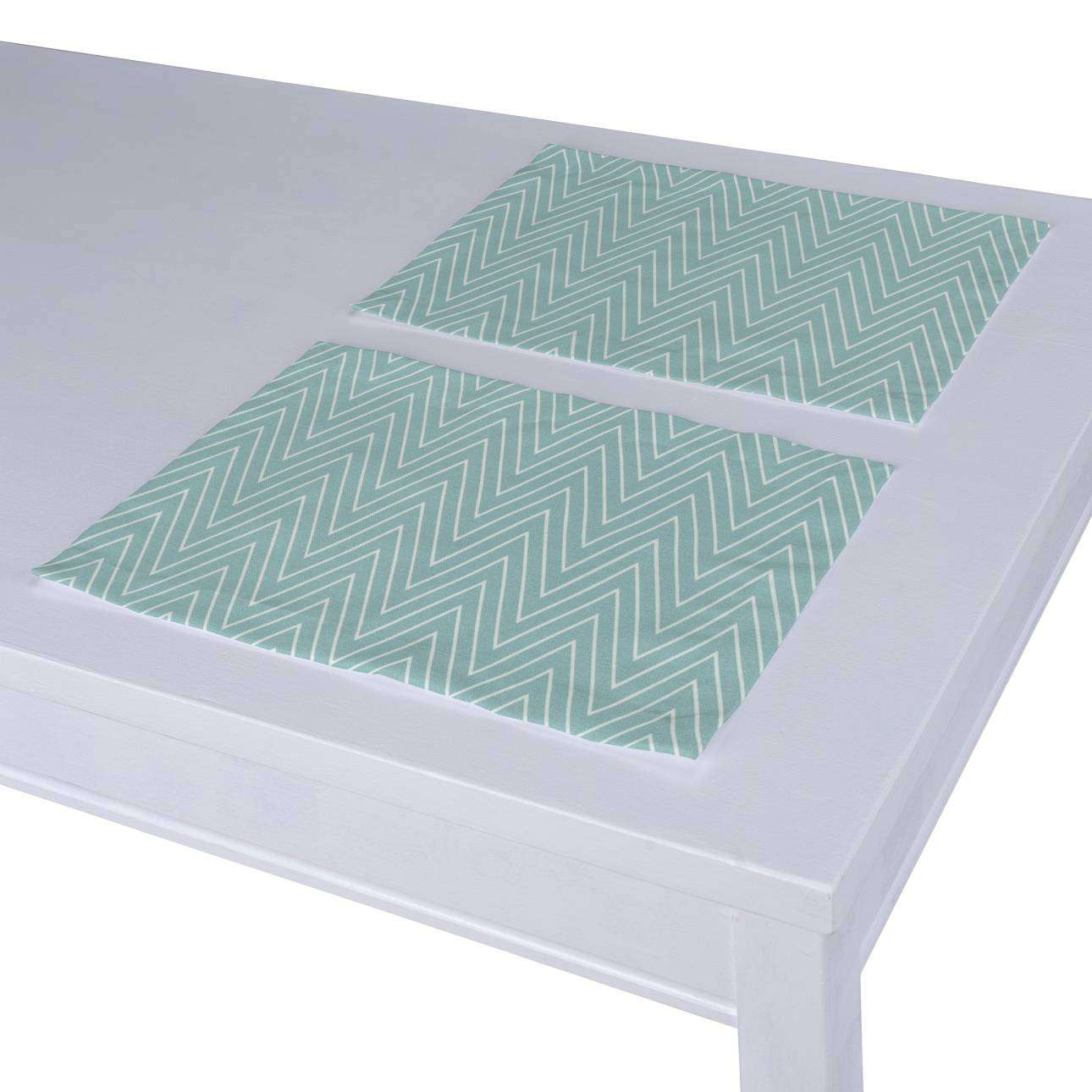 Tischset 2 Stck. 30 x 40 cm von der Kollektion Brooklyn, Stoff: 137-90