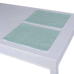 Stalo servetėlės/stalo padėkliukai – 2 vnt. 30 x 40 cm kolekcijoje Brooklyn, audinys: 137-90