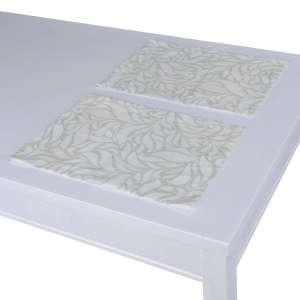 Podkładka 2 sztuki 30x40 cm w kolekcji Venice, tkanina: 140-50