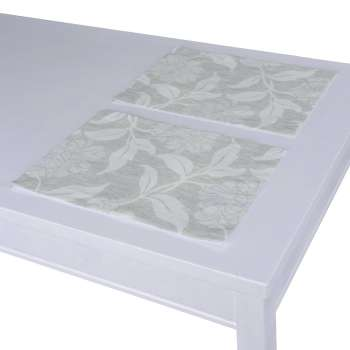 Stalo servetėlės/stalo padėkliukai – 2 vnt. kolekcijoje Venice, audinys: 140-51