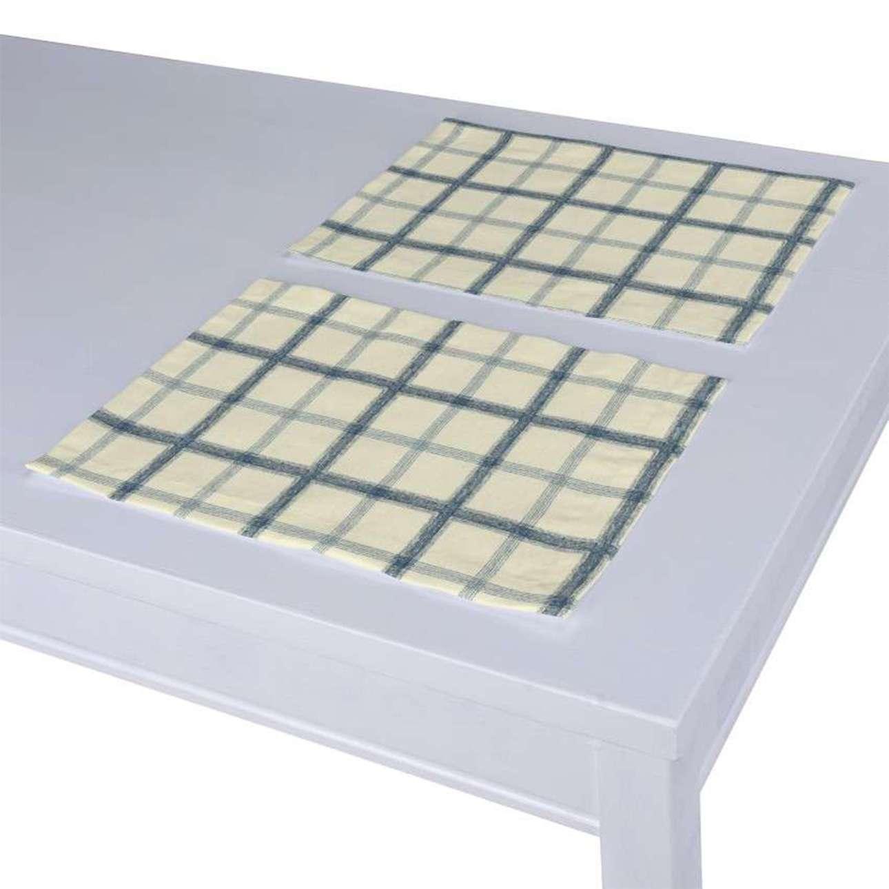 Tischset 2 Stck. 30 x 40 cm von der Kollektion Avinon, Stoff: 129-66