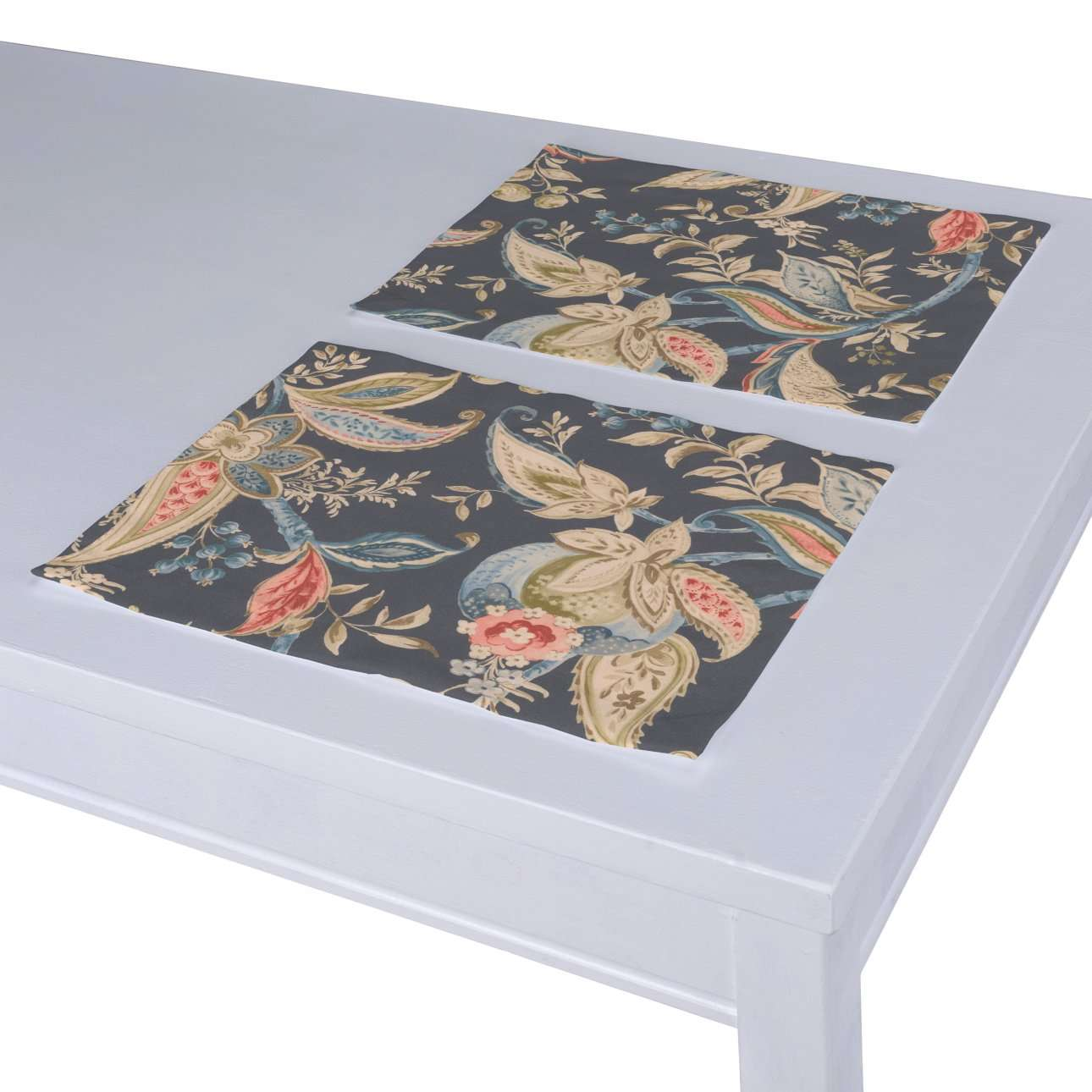 Podkładka 2 sztuki w kolekcji Gardenia, tkanina: 142-19