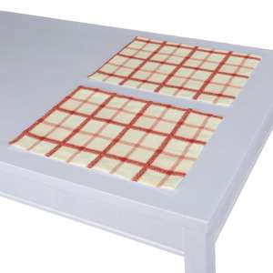 Podkładka 2 sztuki 30x40 cm w kolekcji Avinon, tkanina: 131-15