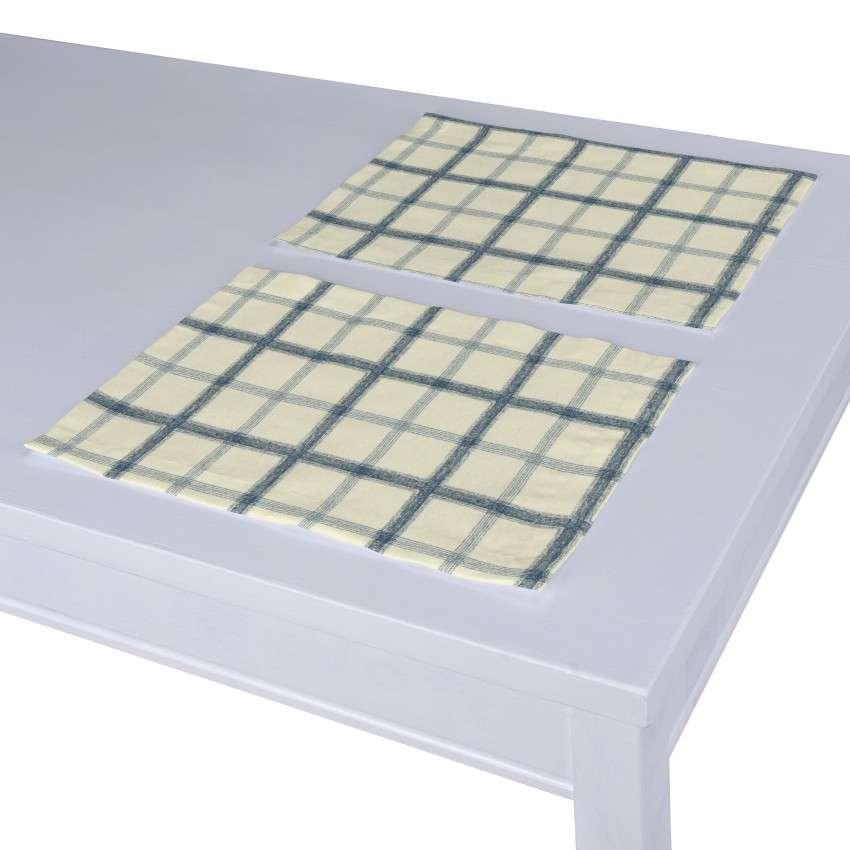 Podkładka 2 sztuki 30x40 cm w kolekcji Avinon, tkanina: 131-66