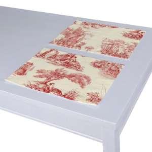 Tischset 2 Stck. 30 x 40 cm von der Kollektion Avinon, Stoff: 132-15