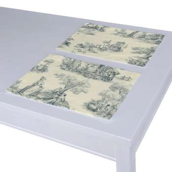 Podkładka 2 sztuki 30x40 cm w kolekcji Avinon, tkanina: 132-66