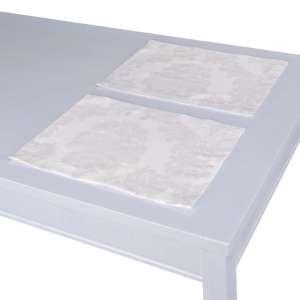 Tischset 2 Stck. 30 x 40 cm von der Kollektion Damasco, Stoff: 613-00