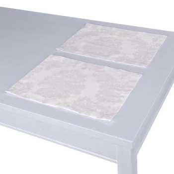 Stalo servetėlės/stalo padėkliukai – 2 vnt. 30 x 40 cm kolekcijoje Damasco, audinys: 613-00