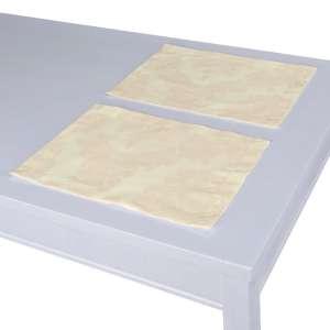 Stalo servetėlės/stalo padėkliukai – 2 vnt. 30 x 40 cm kolekcijoje Damasco, audinys: 613-01