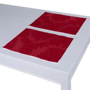 Stalo servetėlės/stalo padėkliukai – 2 vnt. 30 x 40 cm kolekcijoje Damasco, audinys: 613-13