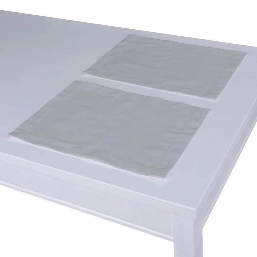 Stalo servetėlės/stalo padėkliukai – 2 vnt. 30 x 40 cm kolekcijoje Jupiter, audinys: 127-92