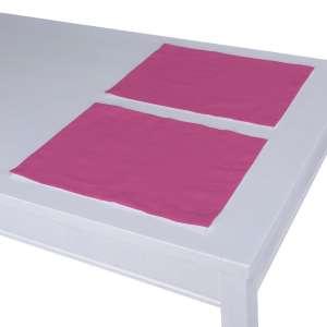 Stalo servetėlės/stalo padėkliukai – 2 vnt. 30 x 40 cm kolekcijoje Jupiter, audinys: 127-24