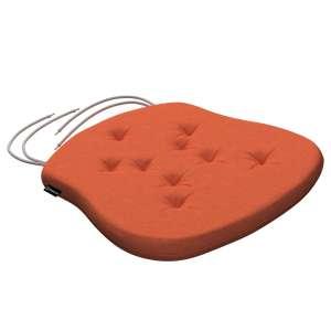 Siedzisko Filip na krzesło 41x38x3,5 cm w kolekcji Jupiter, tkanina: 127-35