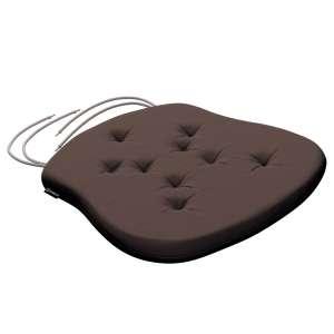 Siedzisko Filip na krzesło 41x38x3,5 cm w kolekcji Cotton Panama, tkanina: 702-03