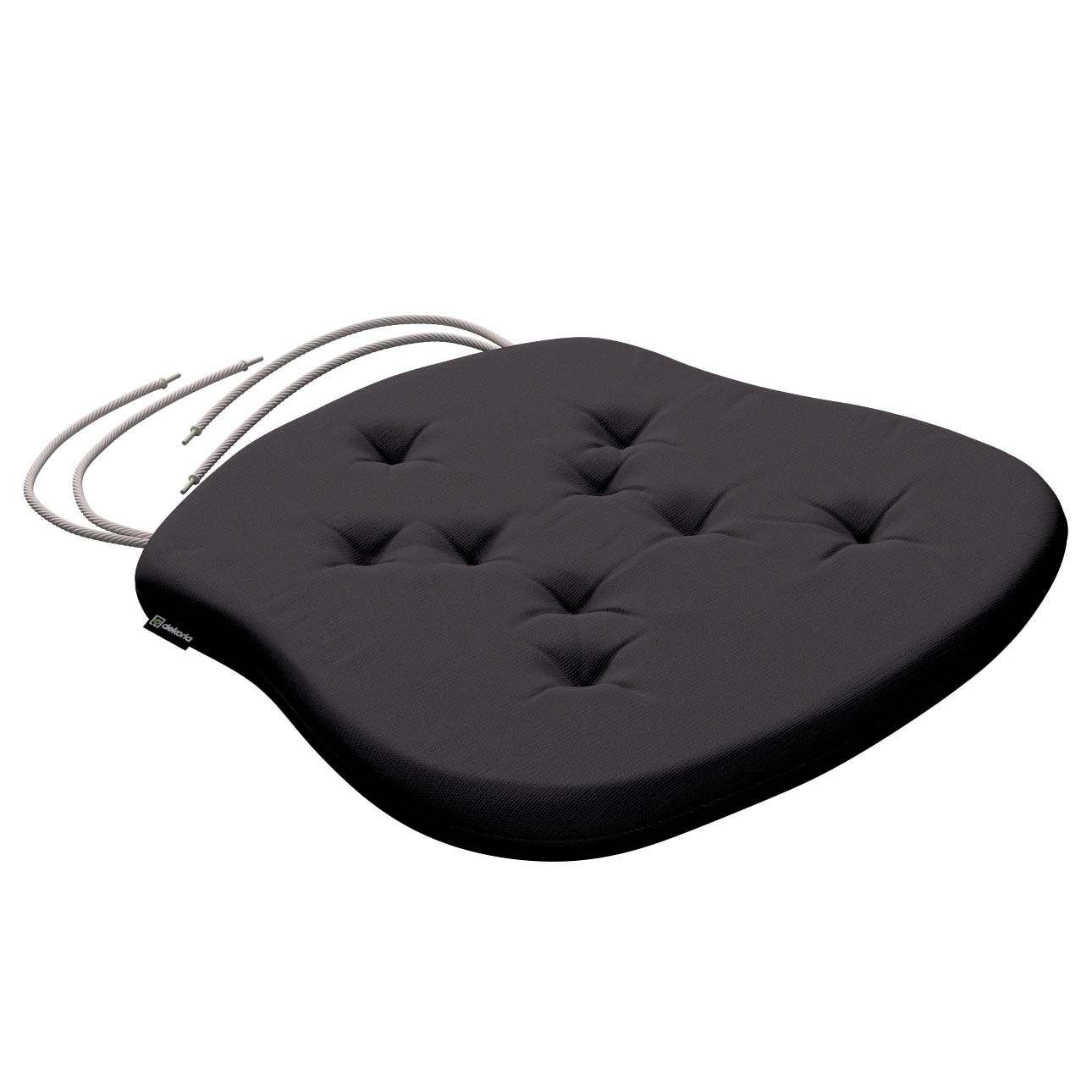Siedzisko Filip na krzesło 41x38x3,5 cm w kolekcji Cotton Panama, tkanina: 702-09