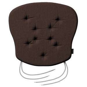 Siedzisko Filip na krzesło 41x38x3,5 cm w kolekcji Chenille, tkanina: 702-18