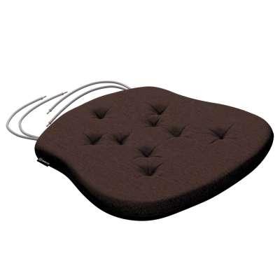 Siedzisko Filip na krzesło w kolekcji Chenille, tkanina: 702-18