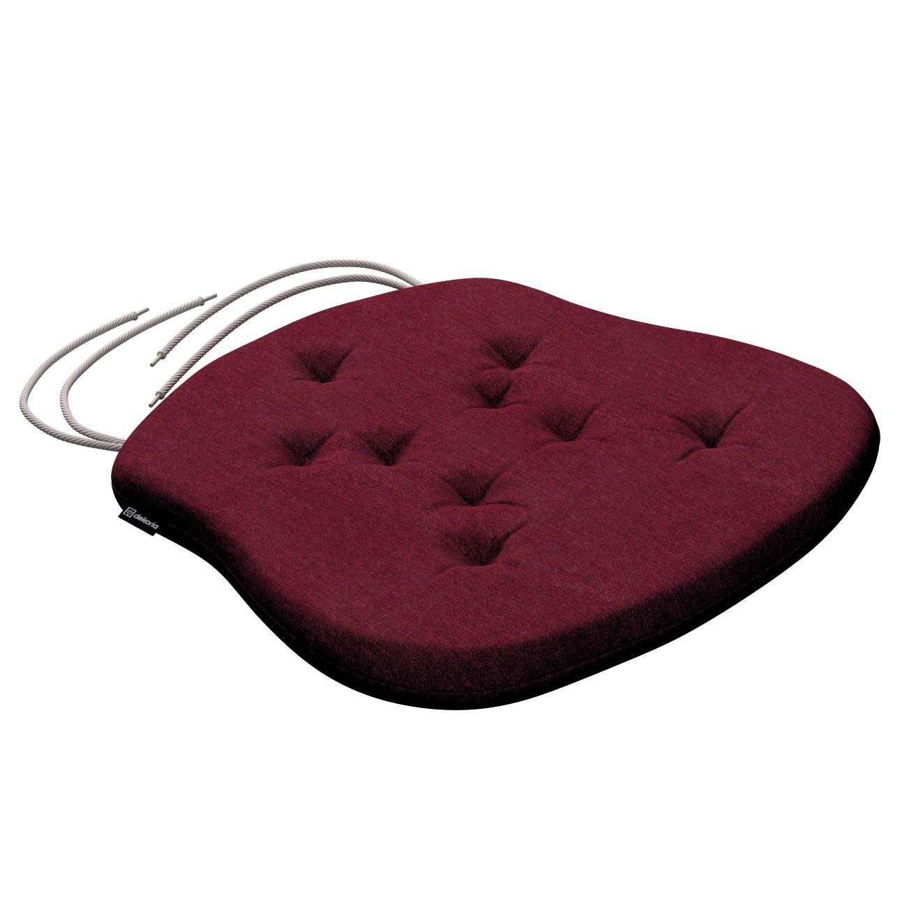 Kėdės pagalvėlė Filip  41 x 38 x 3,5 cm kolekcijoje Chenille, audinys: 702-19