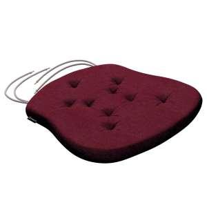 Siedzisko Filip na krzesło 41x38x3,5 cm w kolekcji Chenille, tkanina: 702-19