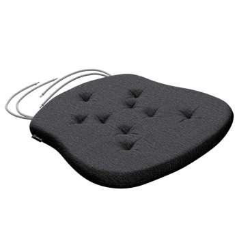 Siedzisko Filip na krzesło 41x38x3,5 cm w kolekcji Chenille, tkanina: 702-20