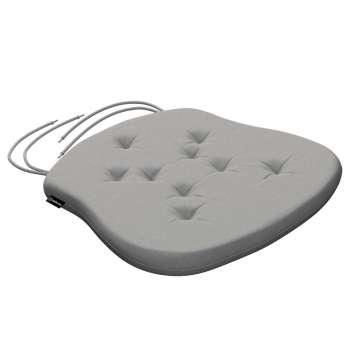 Siedzisko Filip na krzesło 41x38x3,5 cm w kolekcji Chenille, tkanina: 702-23
